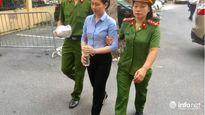 Đại án OceanBank: Nguyễn Minh Thu xin giảm nhẹ tội cho các bị cáo khác