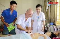 Cứu sống sản phụ bị trụy mạch, mất máu nặng sau đẻ
