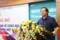 Bộ TT&TT chính thức phát hành Sách Trắng CNTT-TT Việt Nam 2017
