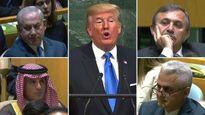 Khi Tổng thống Mỹ Donald Trump đăng đàn tại Liên Hợp Quốc