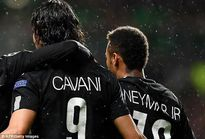 Cavani và Neymar choảng nhau: 1 triệu euro và một mớ hỗn độn