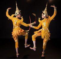 Trương Thị May mừng tết Đôn Ta của người Khmer bằng bộ ảnh đẹp mắt