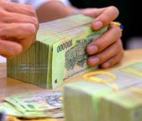 Lãi suất huy động tiền đồng tăng
