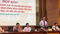 'Không nên làm nhà cửa, khu đô thị trên phần đã lấn sông Đồng Nai'