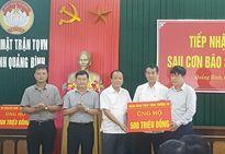 VietinBank ủng hộ đồng bào vùng bão Quảng Bình 500 triệu đồng