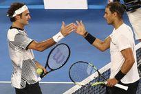 Nadal - Federer lần đầu 'song kiếm'