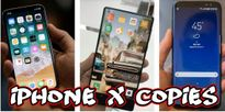 iPhone X chỉ có 3 công nghệ mới còn 7 công nghệ là sao chép từ điện thoại Android