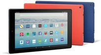 Amazon làm mới dòng tablet Fire HD 10 với giá 3,4 triệu đồng