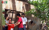 Hơn 12 tỷ đồng ủng hộ đồng bào Quảng Bình bị thiệt hại do bão số 10