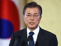 Tỷ lệ ủng hộ Tổng thống Hàn Quốc Moon Jae-in giảm 4 tuần liên tiếp