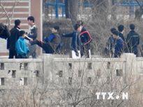 'Lệnh trừng phạt quốc tế đe dọa sự sống của trẻ em Triều Tiên'