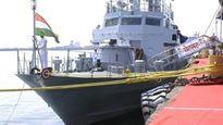 Lộ diện tàu tuần tra Ấn Độ đóng cho Việt Nam