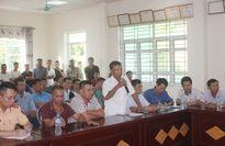 Phó chủ tịch UBND tỉnh Quảng Ninh đối thoại với người dân về trạm thu phí BOT Đại Yên