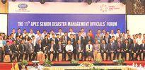 Khai mạc Hội nghị Cấp cao APEC về Quản lý thiên tai lần thứ 11