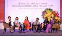 Phụ nữ Việt có thể tạo ra 1,1 triệu doanh nghiệp mới vào 2021