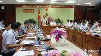 Bộ trưởng Bộ TT&TT Trương Minh Tuấn làm việc tại tỉnh Đắk Lắk
