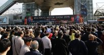 Sắp khai mạc một trong những triển lãm ô tô lớn nhất thế giới