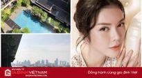 Cận cảnh penthouse như cung điện, giá 100 tỷ Lý Nhã Kỳ vừa tậu ở Singapore