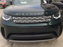 Land Rover Discovery thế hệ mới xuất hiện tại Việt Nam