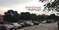 Bãi xe trái phép tại phường Nghĩa Đô: Sẽ xử lý dứt điểm vi phạm?