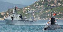 Nga đang chuyển tàu khu trục Gepard 3.9 cho Việt Nam