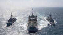 Phản ứng của Việt Nam việc Australia điều tàu chiến đến tập trận trên Biển Đông