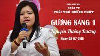 Người phụ nữ nghị lực Nguyễn Hướng Dương: Đứng dậy và bước đi