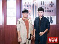 Trịnh Tú Trung & Chí Thành X-Factor rủ nhau tới rạp xem Kingsman 2