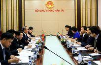 JICA sẽ luôn đồng hành và hỗ trợ Việt Nam trong phát triển giao thông vận tải