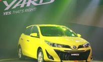 Cận cảnh Toyota Yaris 2018 giá rẻ chỉ 328 triệu đồng