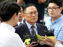 Đại tướng Hàn Quốc bị bắt vì cáo buộc nhận hối lộ