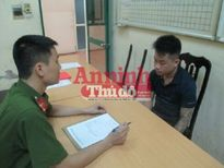 Hà Nội: Vị khách táo tợn trộm iPhone 6S Plus rồi bỏ chạy đã ra đầu thú