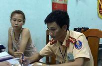 CSGT bắt nữ động viên Taekwondo vận chuyển thuốc lắc