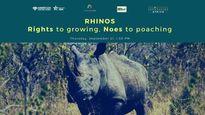 Tổng Lãnh sự quán Hoa Kỳ kêu gọi cộng đồng bảo vệ tê giác