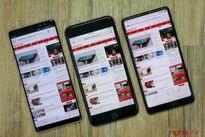 iPhone 8 Plus so dáng Galaxy Note 8 và Mi MIX 2