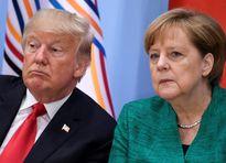 Trump và Merkel: Đối tác toàn cầu, nghìn trùng xa cách