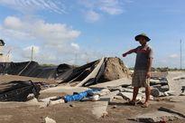Nuôi trồng thủy sản Nam Định trắng tay sau bão