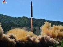 Chuyên gia nhận định cách Triều Tiên thử bom H ở Thái Bình Dương