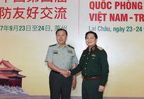 Giao lưu hữu nghị quốc phòng Việt-Trung lần thứ 4