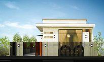 10 mẫu nhà 1 tầng đẹp long lanh với 400 triệu đồng