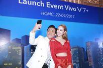 Camera selfie Vivo V7 Plus chính thức ra mắt với giá 7.990.000 đồng