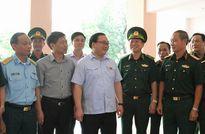 Bí thư Thành ủy Hoàng Trung Hải tiếp xúc cử tri tại thị xã Sơn Tây