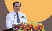 Chủ tịch TP Đà Nẵng Huỳnh Đức Thơ: Đừng bàn chuyện ai đi, ai ở