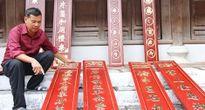 Nghệ nhân Lê Bá Chung, một đời khôi phục, giữ lửa làng nghề