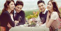 Bạn trai tin đồn của Park Shin Hye khó xử khi phải giành giật tình yêu với anh ruột