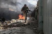 Quân Syria và IS tử chiến đẫm máu trên đảo lửa tại Deir Ezzor (video)