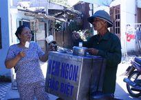 Ông lão bán kem và món quà của ký ức