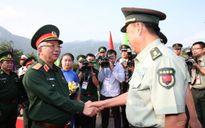 Giao lưu hữu nghị Quốc phòng biên giới Việt Nam-Trung Quốc lần thứ 4