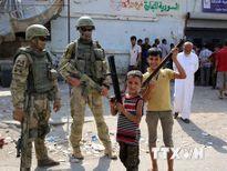 Chính quyền Syria tuyên bố chiến thắng 'nằm trong tầm tay'