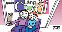 Hội quán Làng Cười thi kể chuyện cười (54)